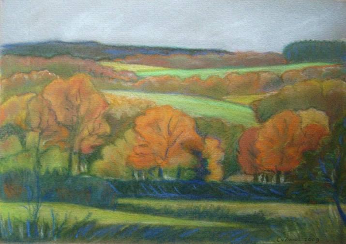 automne en Creuse
