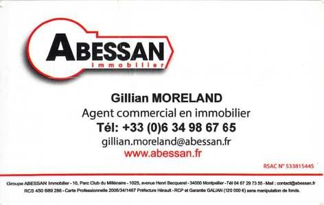 Gillian MORELAND