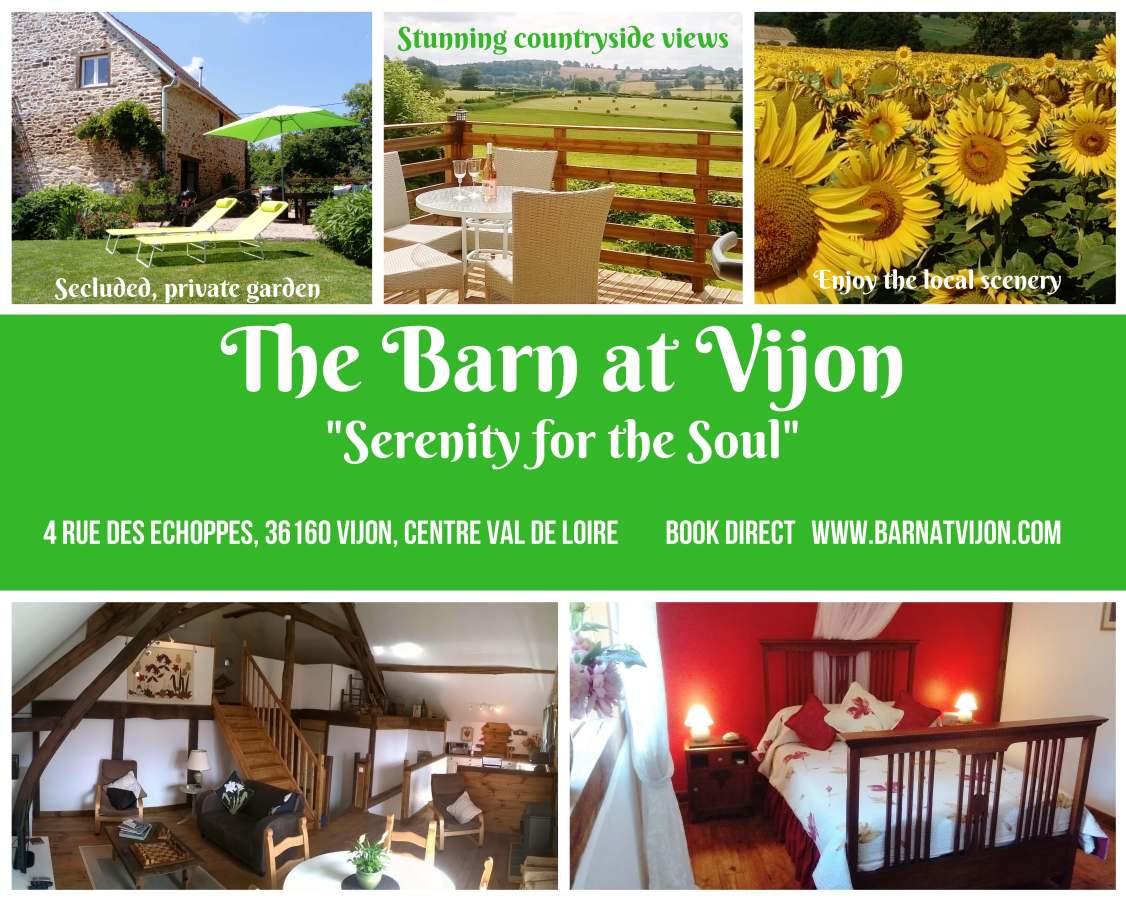 The Barn at Vijon